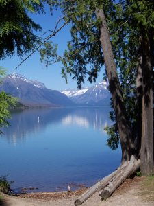Apgar, Glacier Park