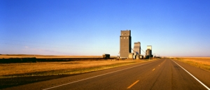 Grain Elevators on Hi-Line