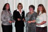 WILLA Winners: Michele Longo Eder, Ellen Waterston, Fern J. Hill, Barbara Linsley