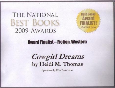 Finalist Award, 2009