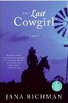 The Last Cowgirl cover