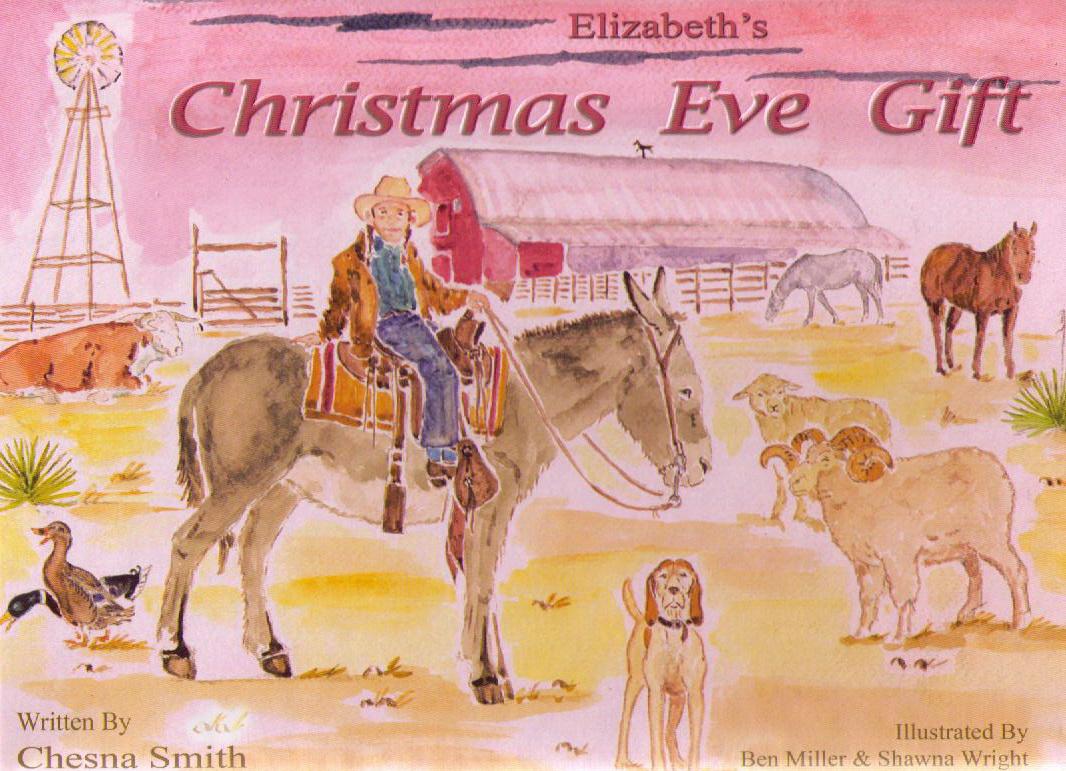 elizabeths christmas eve gift elizabeths