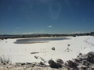 Snow & Pond Strawberry AZ