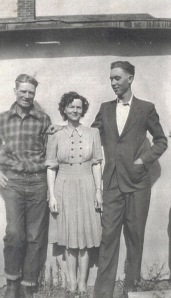 Dad, Grandma & Grandpa