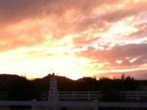 Spectacular sunset2 11_4_13