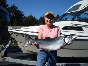 Linda's 19-lb Silver
