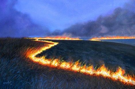 praire fireline